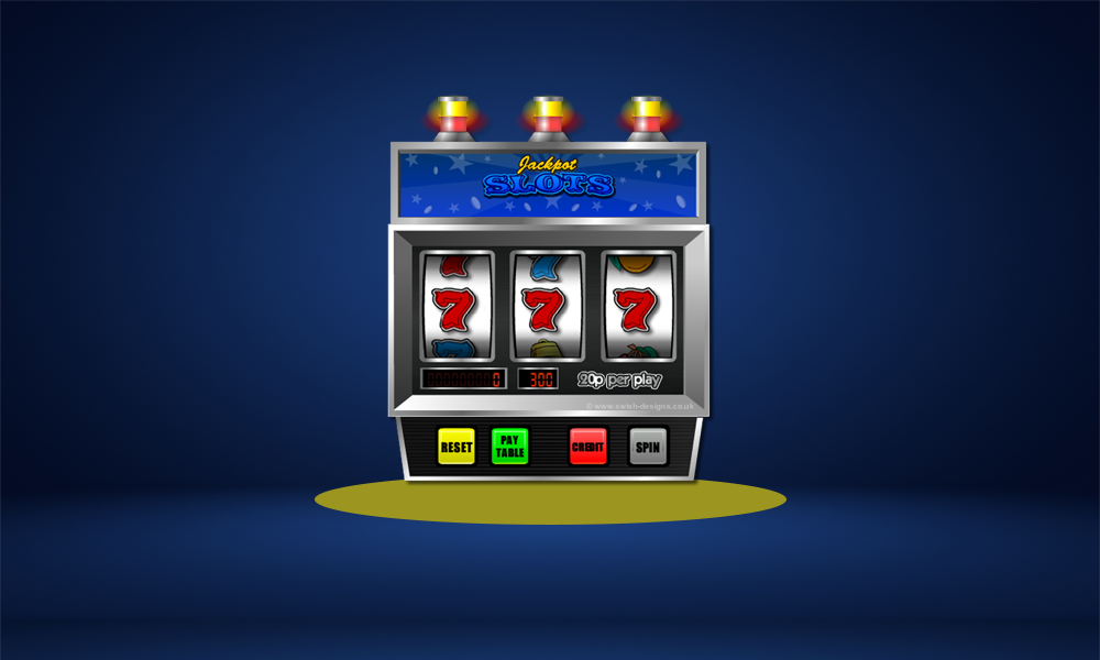 how to play slot